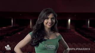 Malka Shaver Binibining Pilipinas 2019 Introduction Video