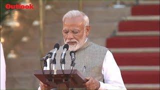 Narendra Modi Takes Oath As Prime Minister For Second Term
