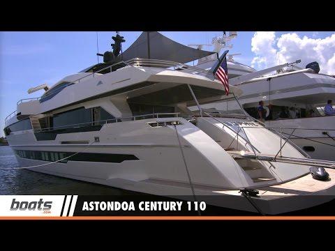 Astondoa 110 Century video