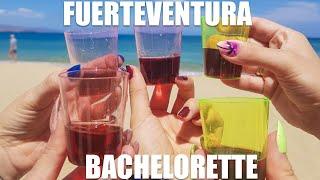 FUN in FUerteveNtura | ERSpania Bachelorette Vacay Vlog | So Jana