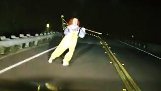Top 15 Scariest Clown Sightings Videos