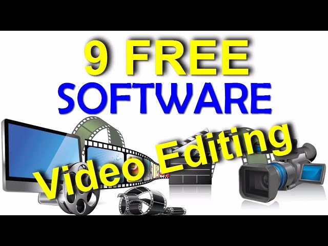 Best Free and Opensource Video Editing Software - 7 Star Media