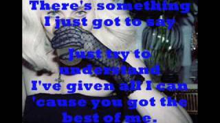 02. Madonna~ Borderline +lyrics