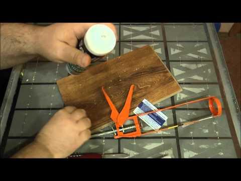 Как пользоваться пистолетом для герметика/How To Use the  gun for sealant