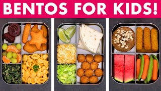 Easy Bento Box Lunch Ideas For Kids – Pescatarian & Vegetarian