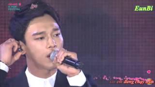 Chen EXO - Best luck (It's Okay, It's Love OST) vietsub + kara