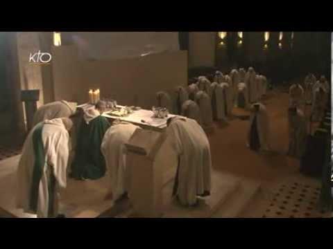 Vêpres et Eucharistie du 15 février 2014