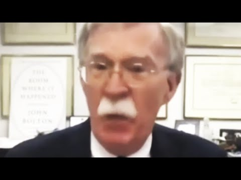 Who Is John Bolton Voting For?
