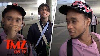 It's A Rap Star Smoke Showdown | TMZ TV - Video Youtube