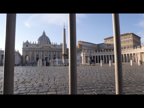 Vatican bars gay union blessing, says God 'can't bless sin'