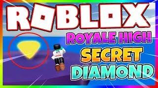 Royale High School - (NEW) SECRET 1 MILLION DIAMOND - Roblox Glitch