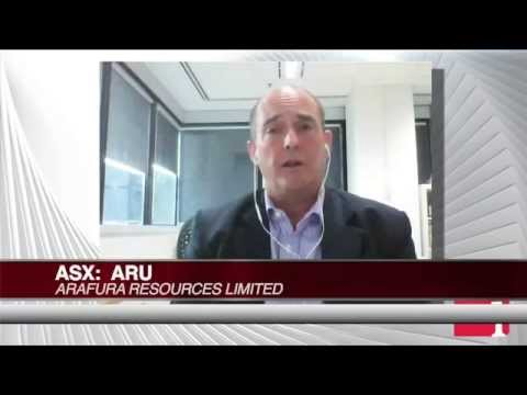 Arafura's Gavin Lockyer on the global rare earth and magnet market
