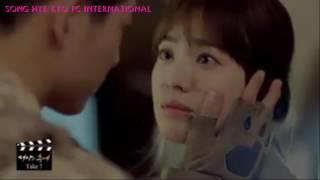 Song Hye Kyo Song Joong Ki ( SongSong couple/ KiKyo couple) Hug scenes in DOTS