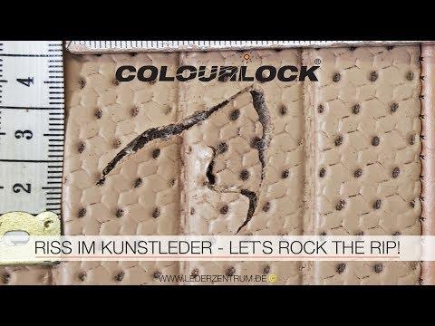 KUNSTLEDER RISS REPARATUR – LET'S ROCK THE RIP!