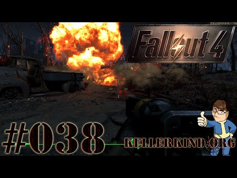 Fallout 4 [HD|60FPS] #038 - Suit up ★ Let's Play Fallout 4