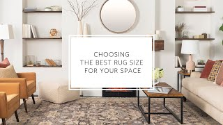 Choosing the Best Rug For Your Space - Living Room
