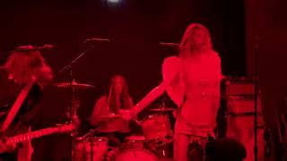 STARCRAWLER *BET MY BRAINS* Live At Third Man Records Cass Corridor DETROIT Devil's Night 103019
