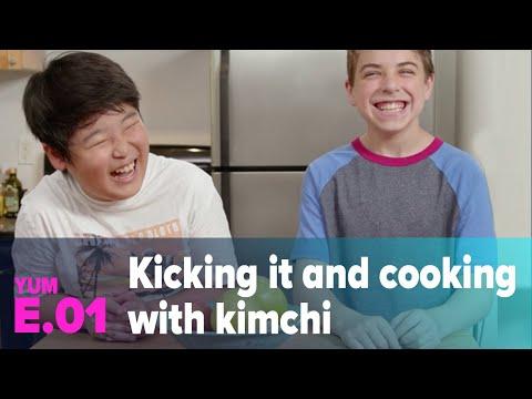 Yum: Bonding Over Kimchi & Keanu Reeves