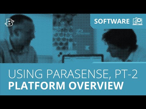 Using Parasense, Part 2 | Platform Overview