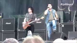 Warlord - Black Mass - Live in Balingen 2014 (Bang your Head)