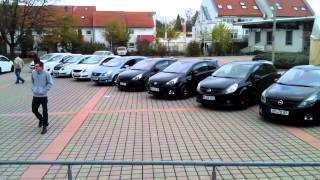 preview picture of video 'Corsa-D Treffen Mutterstadt'