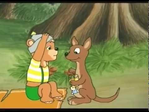 Тэдди - маленький медведь (Dingo Pictures, 2000)