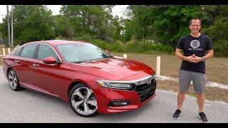 Is The 2020 Honda Accord Touring The PERFECT Midsize Sedan?