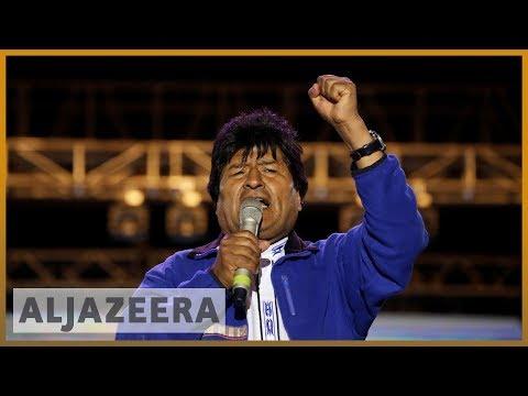 Bolivia election: Will Evo Morales win a controversial 4th term?