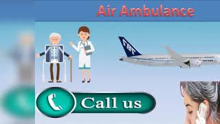 Pick Air Ambulance Service in Bhopal and Chennai by Medivic Aviation