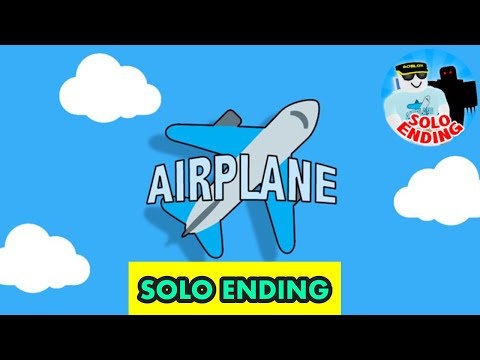 Roblox Airplane Story Endings - New Solo Ending Roblox Airplane Story Download Youtube