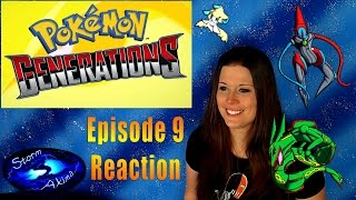 Pokemon Generations Episode 9 Reaction