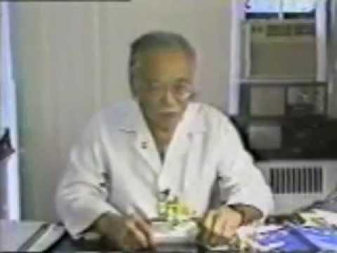 PLDD laser decompression of intervertebral discs. Professor Daniel Choy