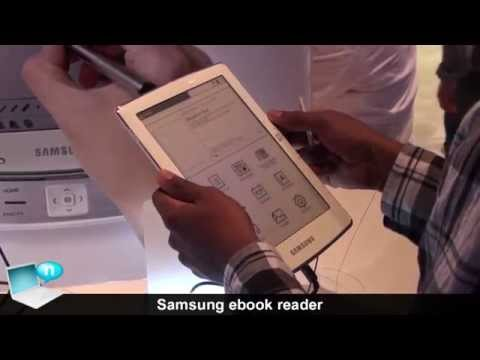 Samsung's Barnes & Noble Ereader Launch Ruined By The Nook