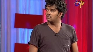 Jabardasth - జబర్దస్త్ - Sudigaali Sudheer Performance on 27th February 2014