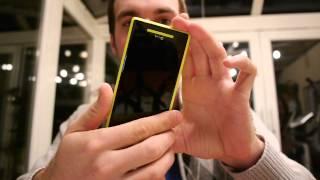 HTC Windows phone 8X im Unboxing [Deutsch]