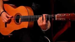 Love in Portofino by Andrea Bocelli – Guitar improvisation mixed by Omid Afkhami