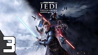 STAR WARS JEDI FALLEN ORDER | Let's Play #3 [FR]