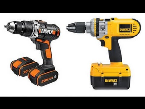 Reviews: Best Cordless Hammer Drill 2017