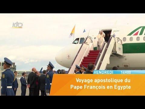 Le Pape François en Egypte : Bande-annonce