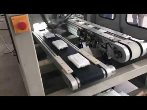 hy 5800 wet wipes lid machine robot robot 2 lids