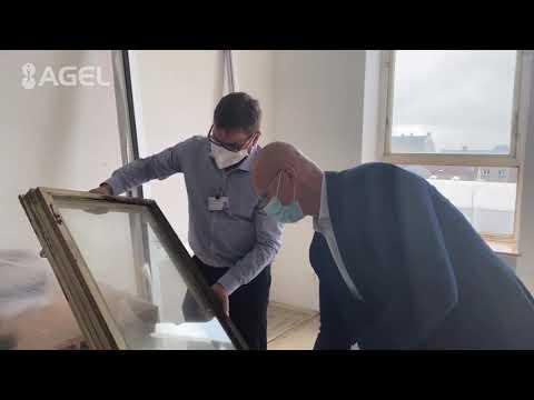 Video: Zahájení rekonstrukce pavilonů v Nemocnici AGEL Ostrava-Vítkovice