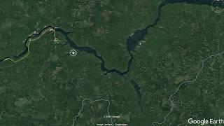 Смотреть онлайн Как вырубают лес в Сибири