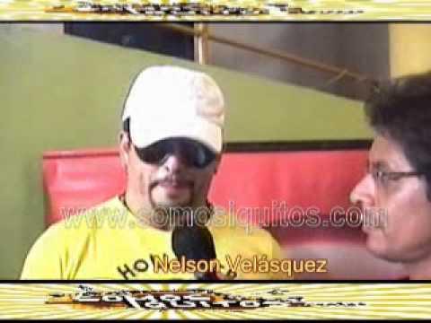 Entrevista Nelson Velasquez Y Morre...