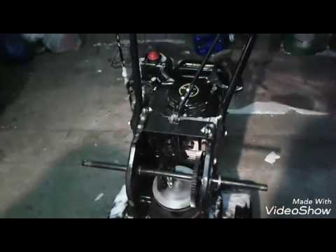 Снегоуборщик ремонт фрикционного диска