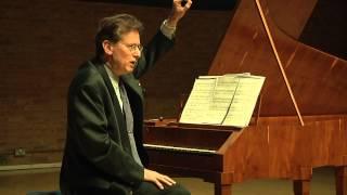 Robert Levin: Composing Mozart