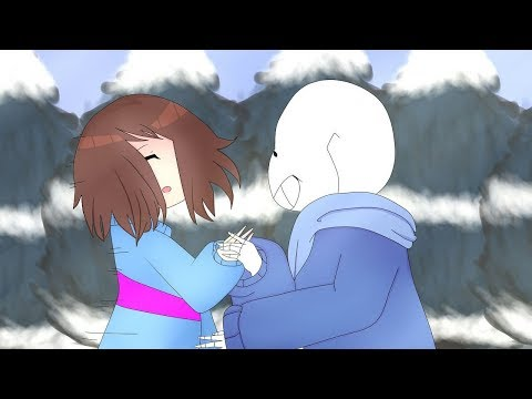 Frisk, You fell for Sans【 Undertale and Deltarune Comic Dubs 】