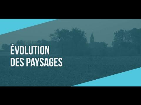 Polder itinéraire | L'évolution des paysages