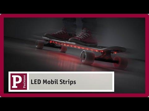 Batterie LED Strip – Licht ohne Strom: Auch fürs Longboard