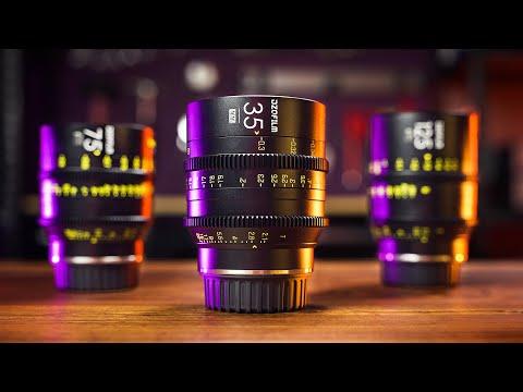 DZOFILM Vespid Primes Review: SUPRISINGLY GOOD Full Frame Cine Lenses!