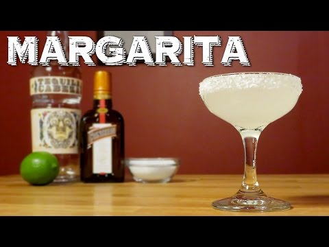 Video Margarita - How to Make the Classic Tequila Cockail
